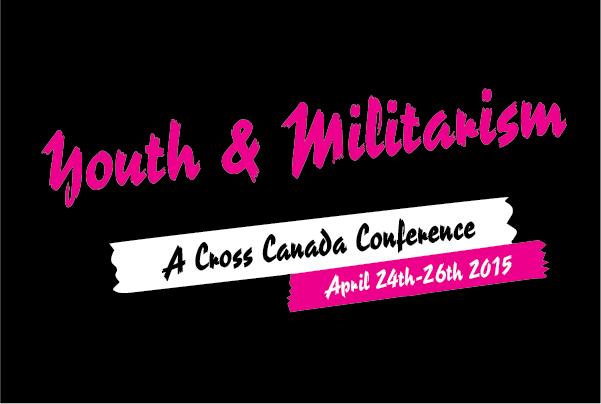 Antimilitarism Conference Poster