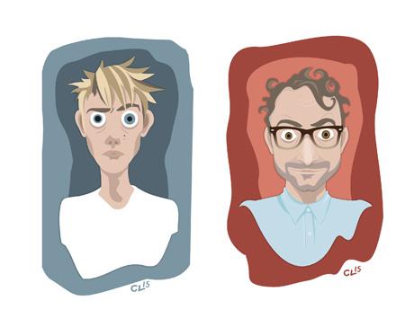Friends Portraits