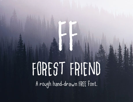 Forest Friend Font