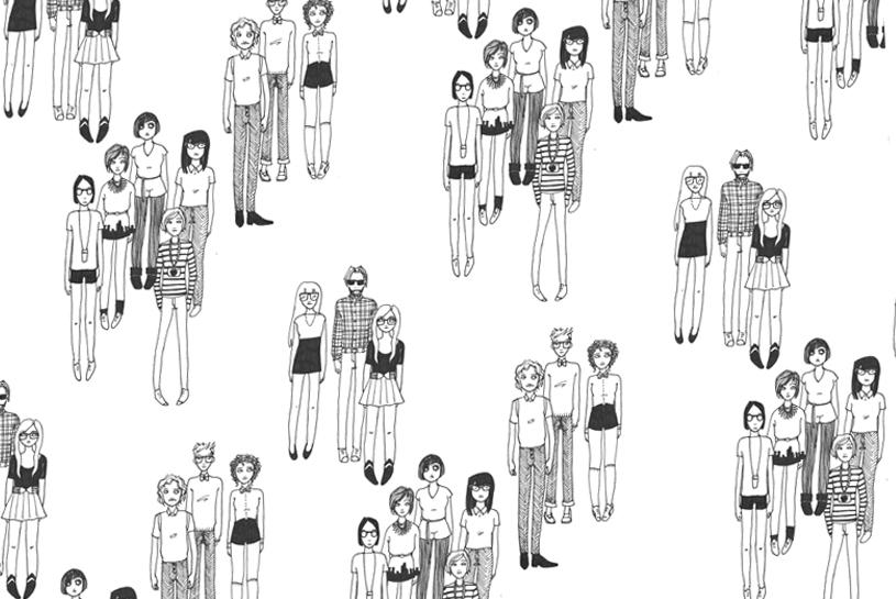 Hipster Wallpaper