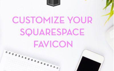 Make a custom favicon for your Squarespace site