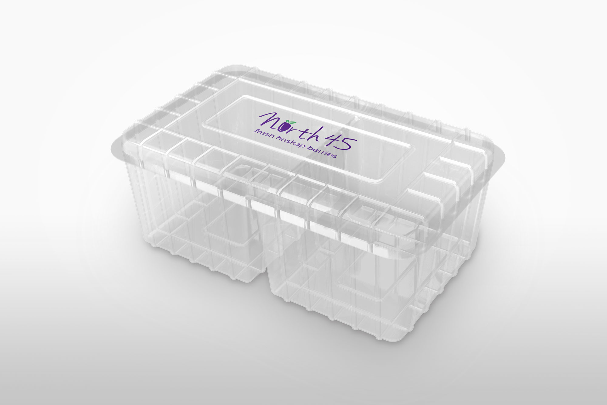 clear-box-with-label-fresh